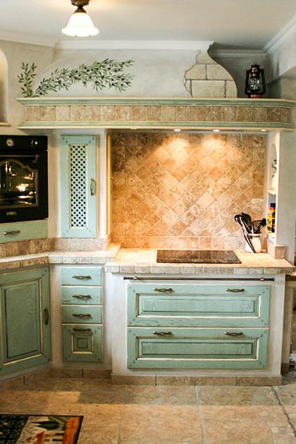 Mediterrane Landhauskuchen Im Toskana Stil Die Landhauskuche